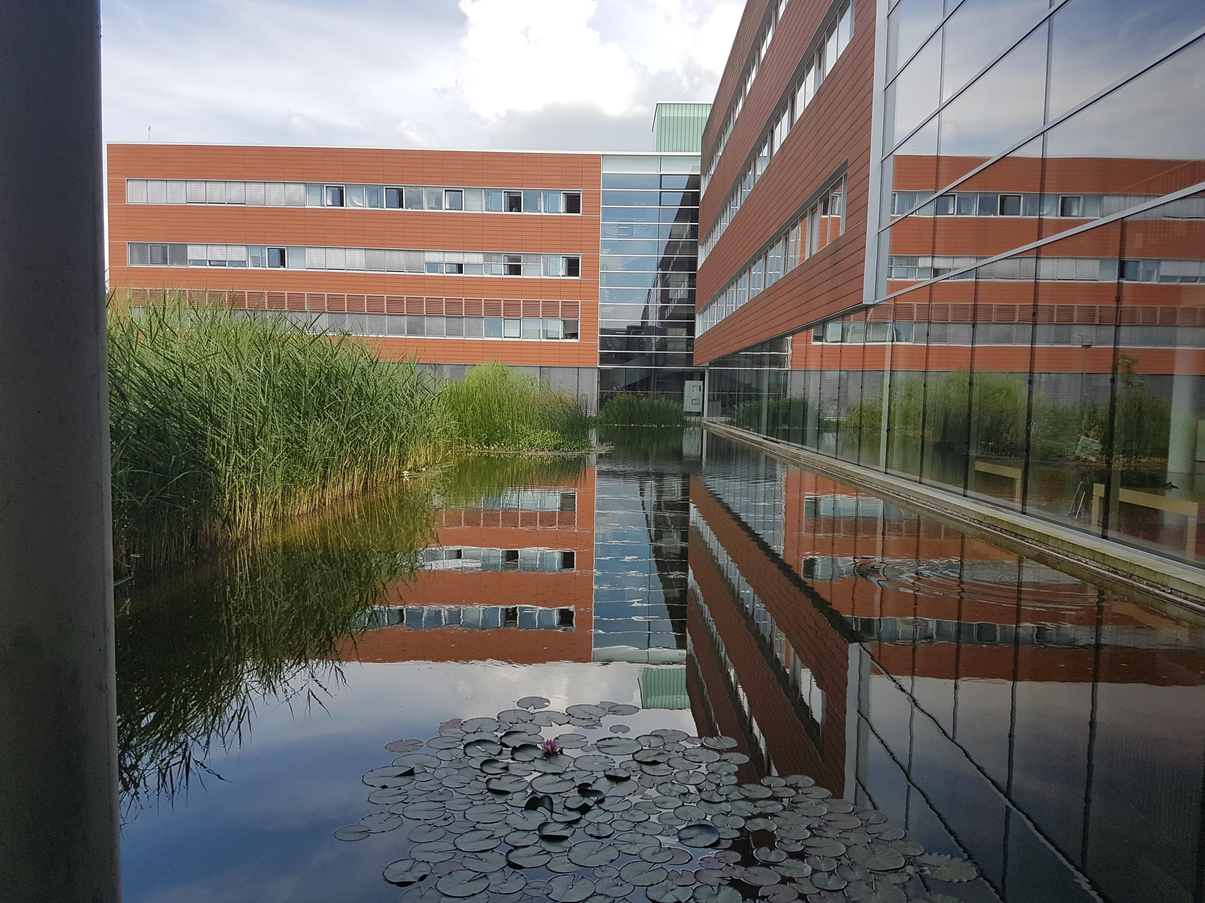Fakultät für Biologie der LudwigsMaximilians-Universität in München -  Campus Martinsried.